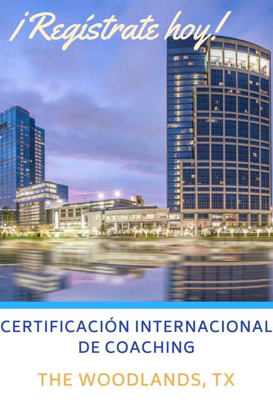 ICC Certificacion de Coaching The Woodlands, TX