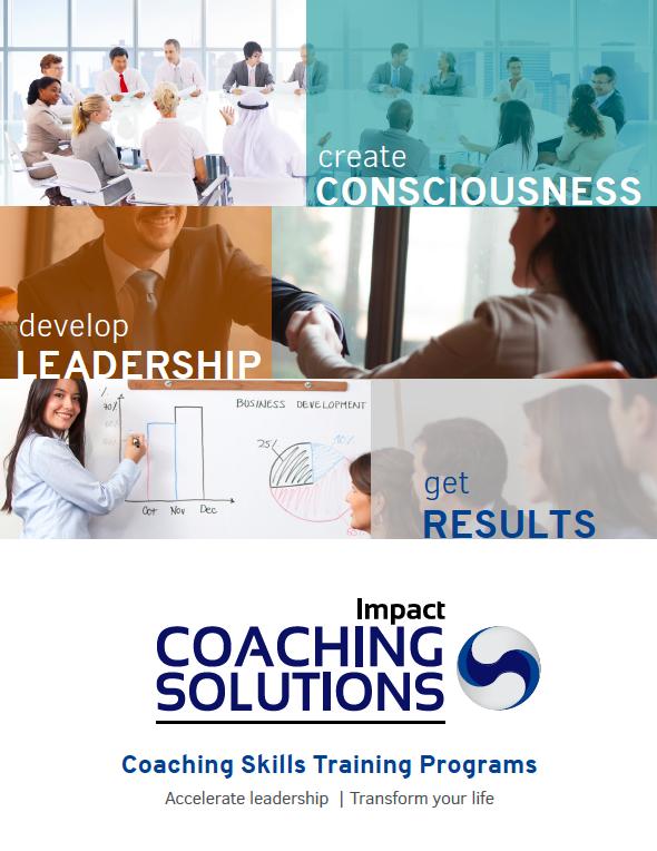 Impact Coaching Solutions Brochure