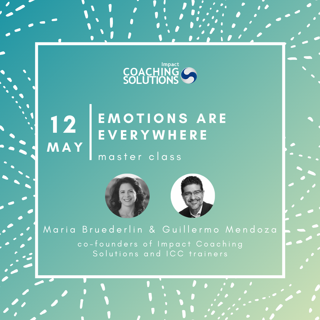Emotions are Everywhere Master Class